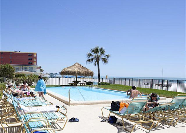 Beachfront vacation rental at Emerald Isle on North Redington Be - Emerald Isle #603 - North Redington Beach - rentals