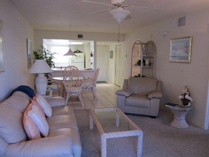 Living Room - Essex105-S - Essex - Marco Island - rentals