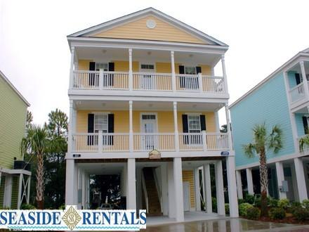 Angler Villas 4 - Changes in Attitude - Image 1 - Garden City Beach - rentals