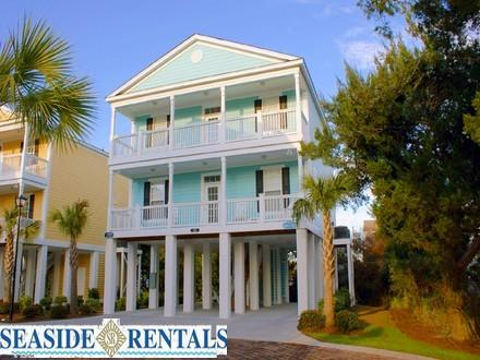 Angler Villas 5 - Southern Comfort - Image 1 - Garden City Beach - rentals