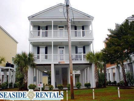 Angler Villas 8 -  N Y Sea - Image 1 - Garden City Beach - rentals