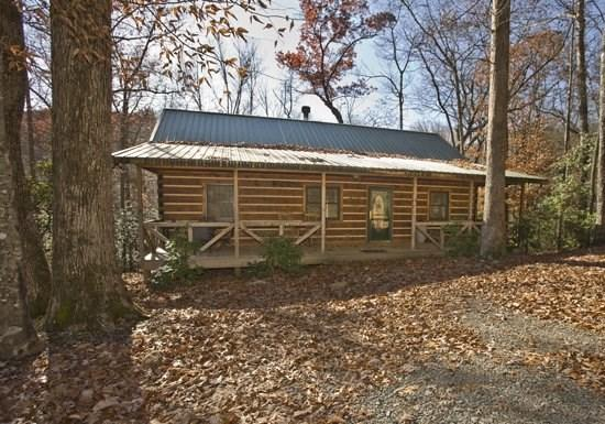 LAUREL CREEK--PRIVATE 2 BDR/2 BATH, KING BEDS AND TV`S IN BEDROOMS, PET FRIENDLY, CREEK, HOT TUB, WOOD BURNING FIREPLACE, WIFI, GAS GRILL, FIRE PIT, HIKING TRAILS, ABUNDANCE OF WILDLIFE! ONLY $99 A NIGHT! - Image 1 - Blue Ridge - rentals