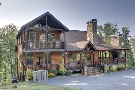 THE CREEKHOUSE-located in Aska Adventure Area - Image 1 - Blue Ridge - rentals