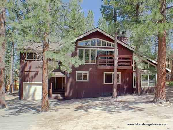 Donner House - Heavenly Mountain Home - South Lake Tahoe - rentals