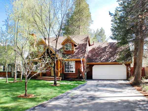 Exterior View - Wild Ranger Lodge - South Lake Tahoe - rentals