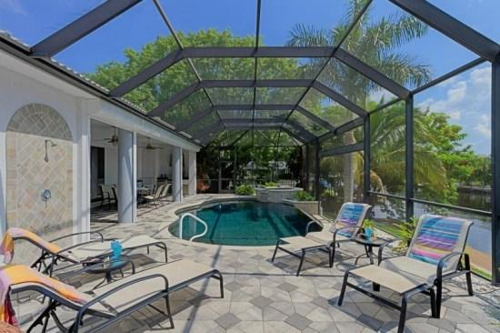 Front - Palm Residence - Cape Coral - rentals