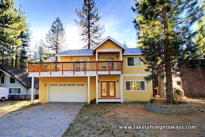 Exterior - Champlain Chateau - South Lake Tahoe - rentals