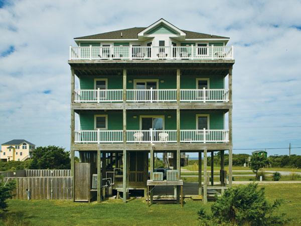 Shore Beats Workin' - Image 1 - Frisco - rentals