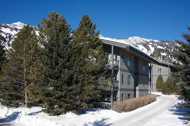 3.5bd/3ba Rendezvous D 3 - Image 1 - Teton Village - rentals