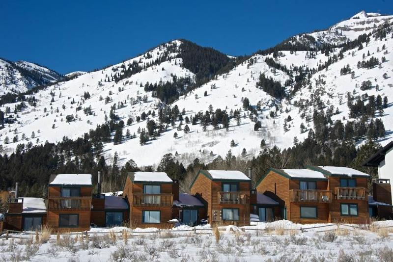 3bd/3.5ba Eagles Rest 5 - Image 1 - Teton Village - rentals