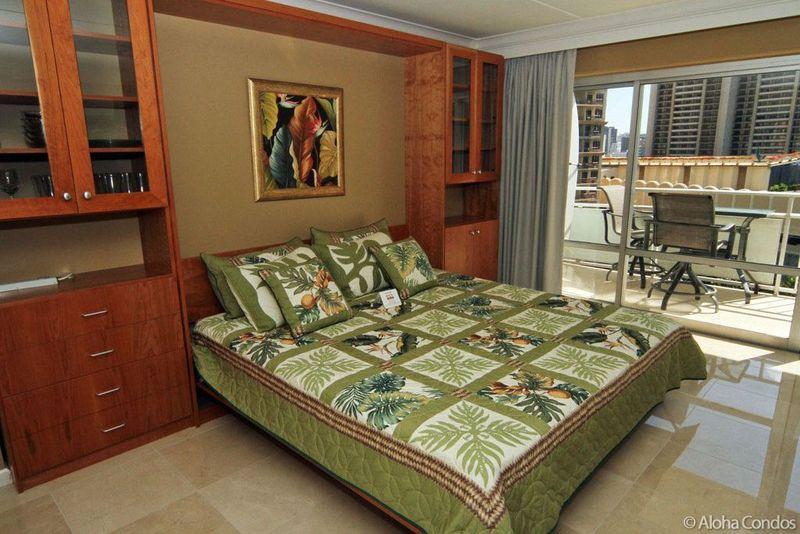 Ilikai Hotel Condos, Condo 828 - Image 1 - Honolulu - rentals