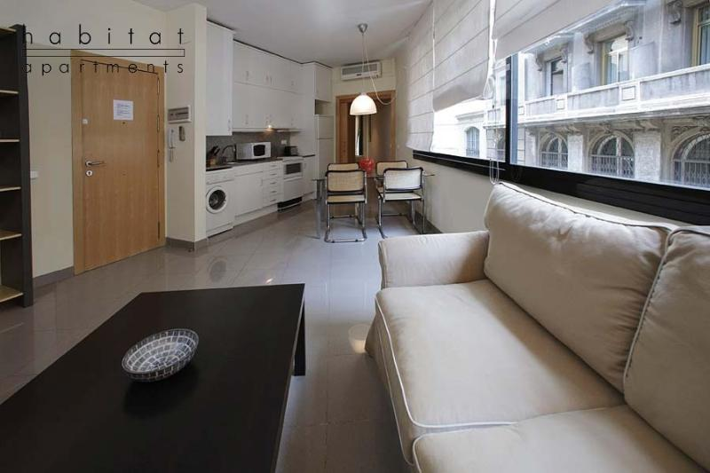 Sots 4, Cosy one bedroom in Gothic Quarter - Image 1 - Barcelona - rentals