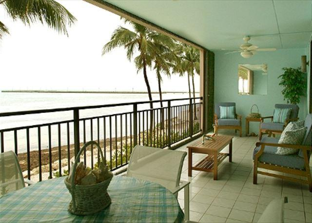 Beach Club #104 - Unique oceanfront living with breathtaking views - Image 1 - Key West - rentals