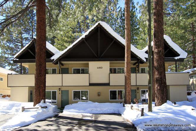 Bavarian Village-Winter - Terri's Bavarian Village - South Lake Tahoe - rentals