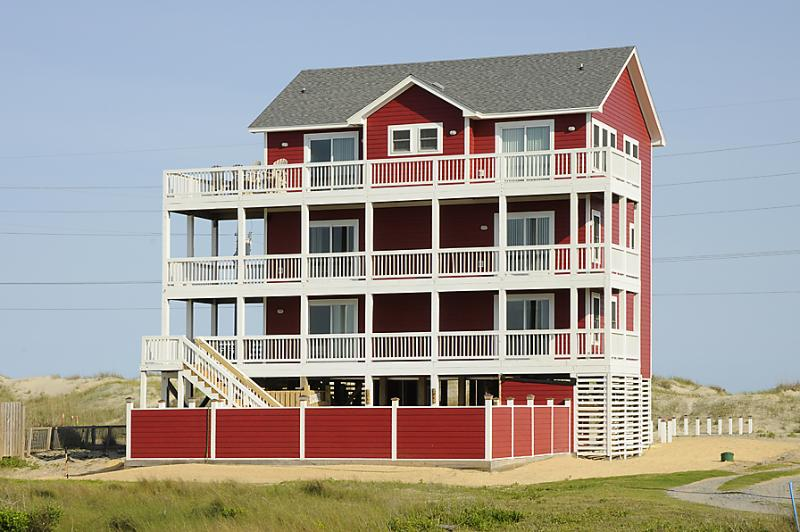 BAY DREAM BELIEVER - Image 1 - Hatteras - rentals