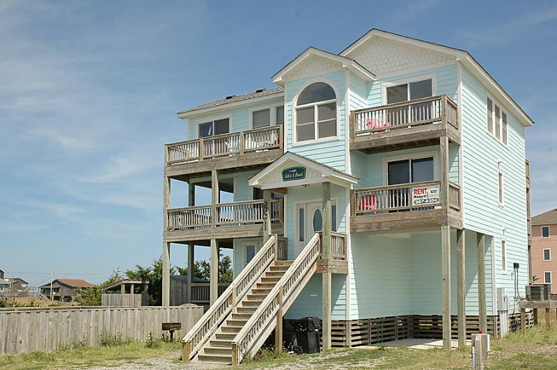 LIFE'S A BEACH - Image 1 - Rodanthe - rentals