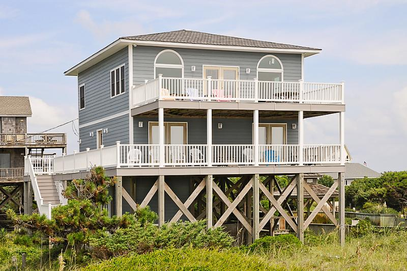 ON THE BEACH - Image 1 - Hatteras - rentals