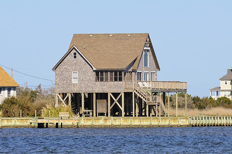 ROBERT'S POINT - Image 1 - Hatteras - rentals