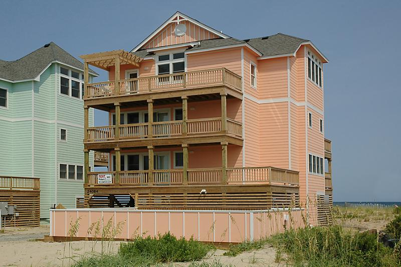 SEA DUCTION - Image 1 - Rodanthe - rentals