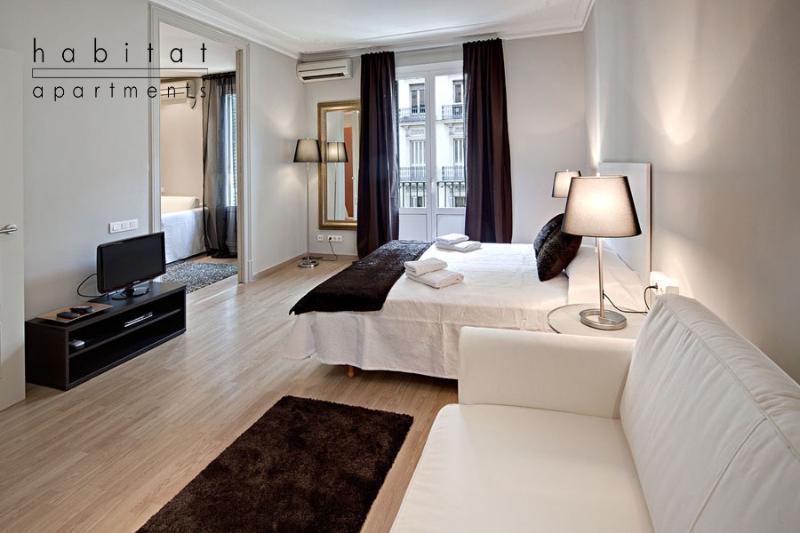 Lauria Suites, 2 bedroom near Gaudi's Casa Batlló - Image 1 - Barcelona - rentals