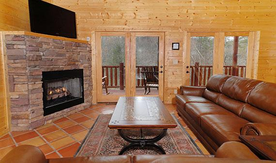 Blue Mountain Lodge - Image 1 - Gatlinburg - rentals