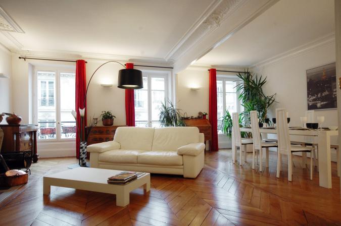 Opera- 3 bedroom (3618) - Image 1 - Paris - rentals