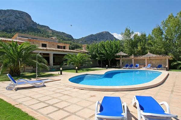4 bedroom Villa in Pollenca, Mallorca, Mallorca : ref 2084612 - Image 1 - Pollenca - rentals