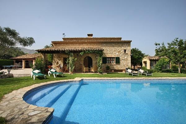 3 bedroom Villa in Pollenca, La Font, Mallorca : ref 3261 - Image 1 - Pollenca - rentals