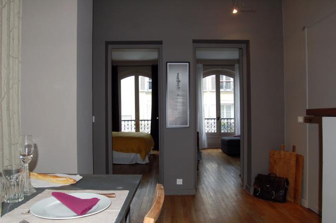 Montmartre - 1 Bedroom 1 Bath (3732) - Image 1 - Whiteparish - rentals