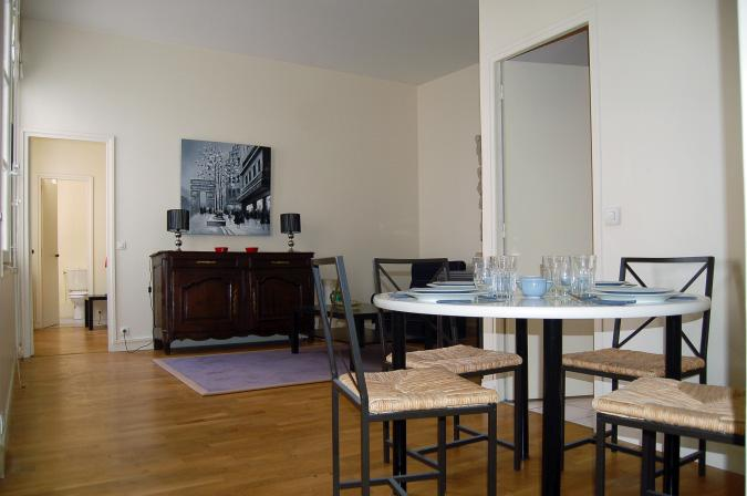 Notre-Dame - 1 Bedroom 1 Bath (3731) - Image 1 - Paris - rentals