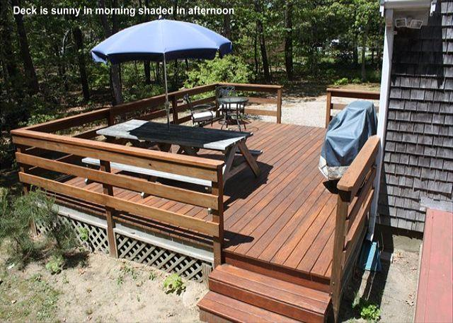 EASTHAM VACATION HOME LOCATED JUST UNDER A MILE FROM KINGSBURY BEACH! - Image 1 - Eastham - rentals