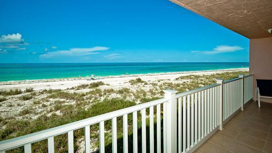 Balcony - Anna Maria Island Club 12 - Bradenton Beach - rentals