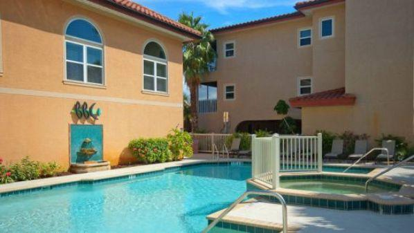 Complex Pool and Spa - Bradenton Beach Club 240 - Bradenton Beach - rentals
