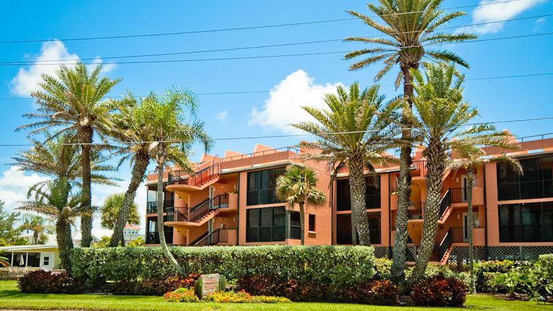 Exterior of Complex - Coquina   Moorings - Bradenton Beach - rentals