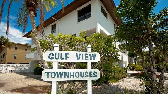 complex - GulfView Townhouses - Holmes Beach - rentals