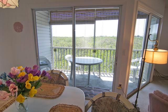 Balcony View - Sandy Point 106 - Holmes Beach - rentals