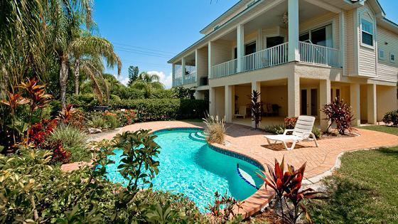 Private Pool - Island Walk - Holmes Beach - rentals