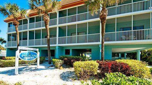 Front Entrance - Pelican Cove - Bradenton Beach - rentals