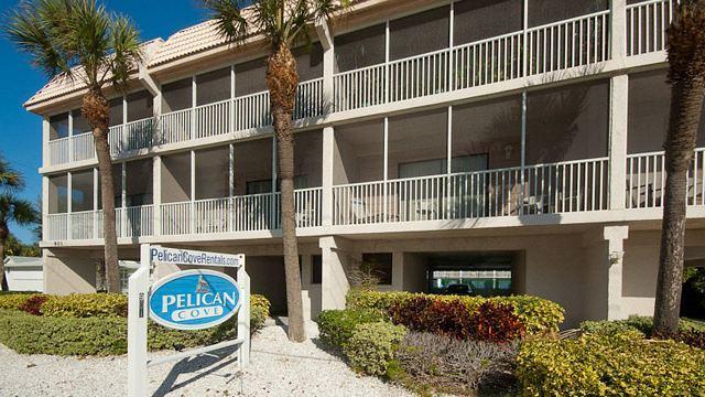 Exterior - Pelican Cove - Bradenton Beach - rentals