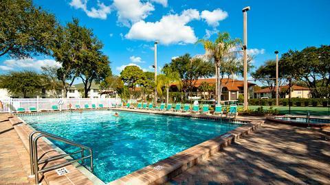 Pool area - Shorewalk - Bradenton - rentals