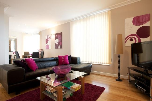 South Kensington 2 Bedroom 1 Bathroom (3808) - Image 1 - London - rentals