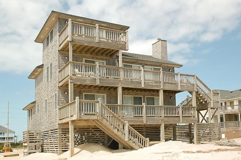 SANDCASTLE BY DAWN - Image 1 - Rodanthe - rentals