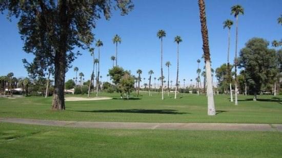 SS58 - Rancho Las Palmas Country Club - 2 BDRM + DEN, 2.5 BA - Image 1 - Rancho Mirage - rentals