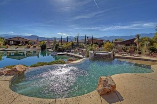 SANT5 - Monthy Only at this Community - 3 BDRM, 3.5 BA - Image 1 - Rancho Mirage - rentals