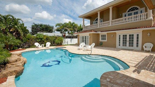 pool - 510 Bayview - Holmes Beach - rentals
