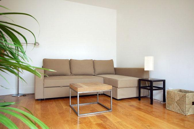 Montparnasse Studio 6th District (3926) - Image 1 - Paris - rentals