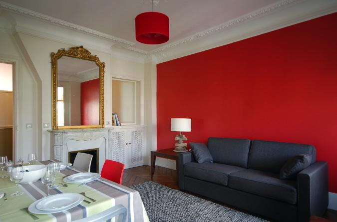Latin Quarter 2 Bedroom 1 Bath with A/C (3930) - Image 1 - Paris - rentals
