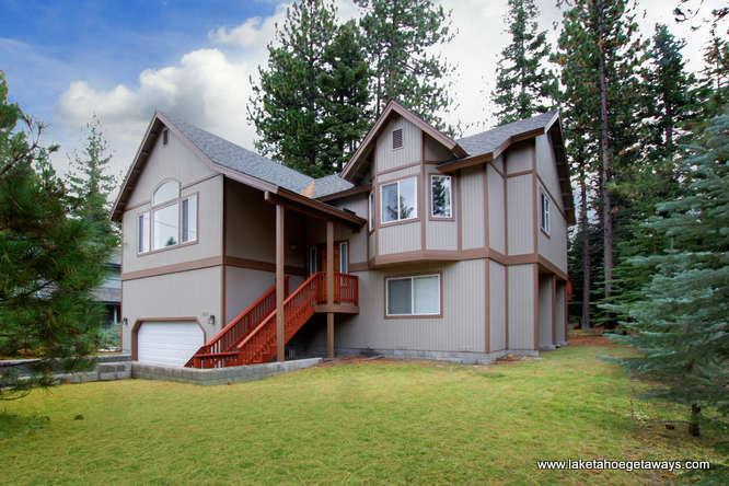 Exterior - Skyline View - South Lake Tahoe - rentals