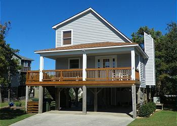 N119- Seawitch; LOVELY HOME RIGHT NEAR THE BEACH! - Image 1 - Nags Head - rentals