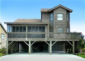 KD205- The Lily Pad; NEAR  BEACH & INDOOR HOT TUB! - Image 1 - Kill Devil Hills - rentals